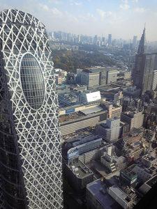 東京にて住宅研修